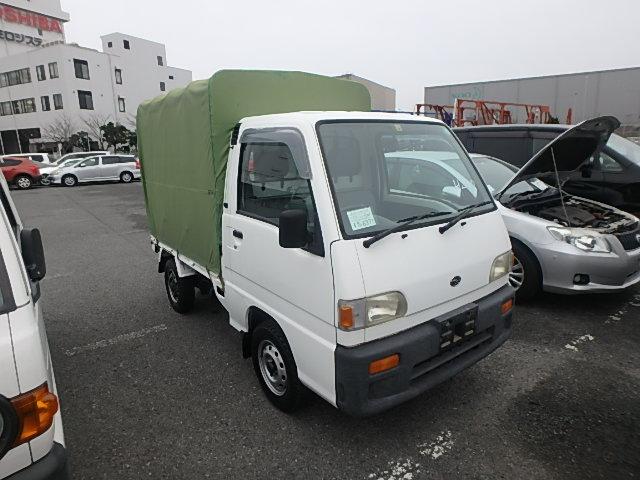 a picture of a Subaru Sambar truck